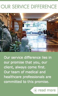 Our Service Difference